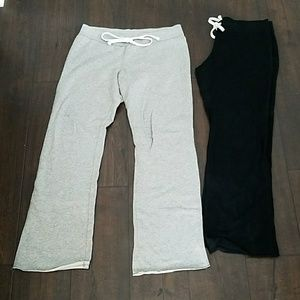 Lot of 2 Mossimo Supply Co. Sweatpants